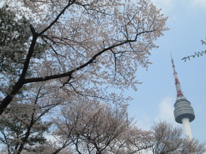 The Namsan Tower