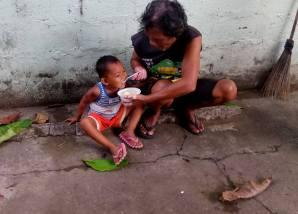 Feeding Program 2014 [SED Outreach Project]