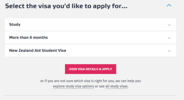NZAS #3: How I Applied for a New Zealand Student Visa Online